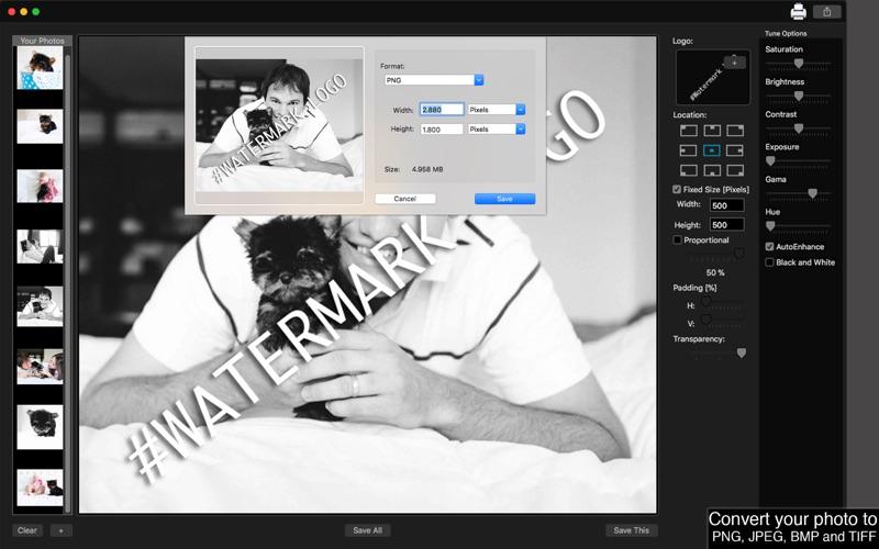 Watermark Logo - Protect Files screenshot 4