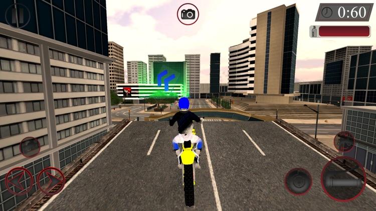 Grand City Bike Racing Stunts screenshot-3