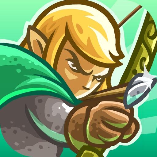 Kingdom Rush Origins application logo