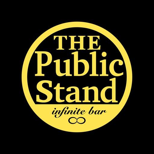 The Public stand(パブリック スタンド)アプリ