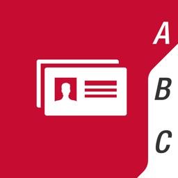 Business Card Scanner & Reader
