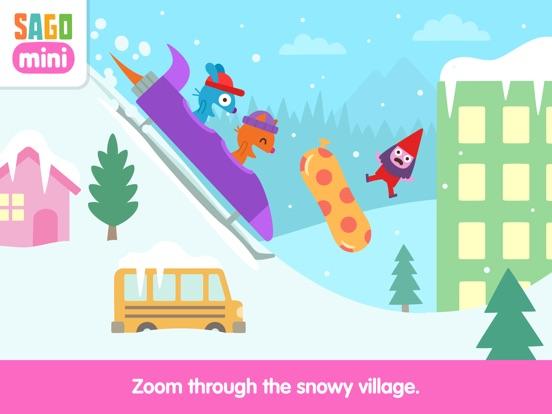 Sago Mini Snow Day screenshot 7