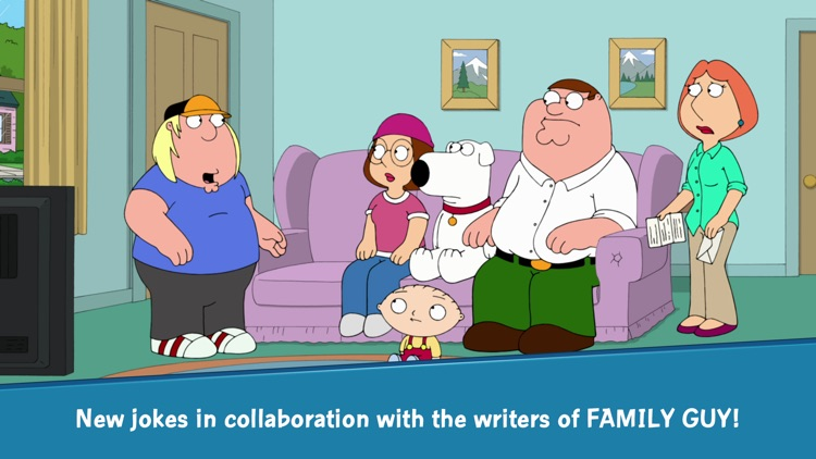 Family Guy: The Quest for Stuff screenshot-4