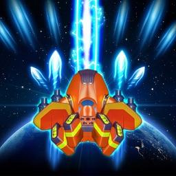 Spaceship war : Galaxy shooter