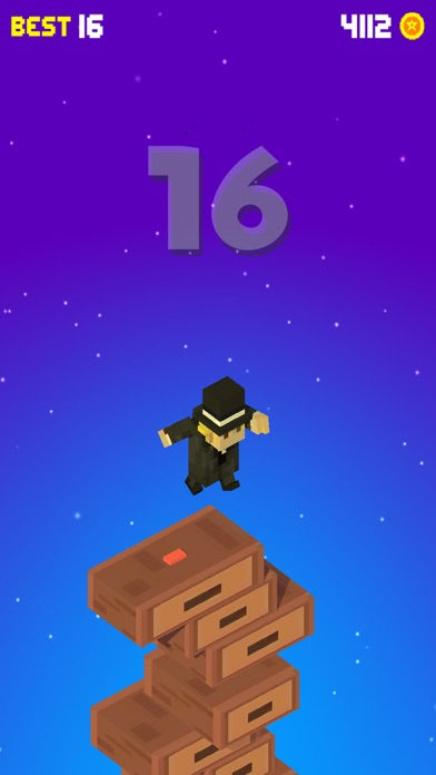Image of Jump Stack for iPhone
