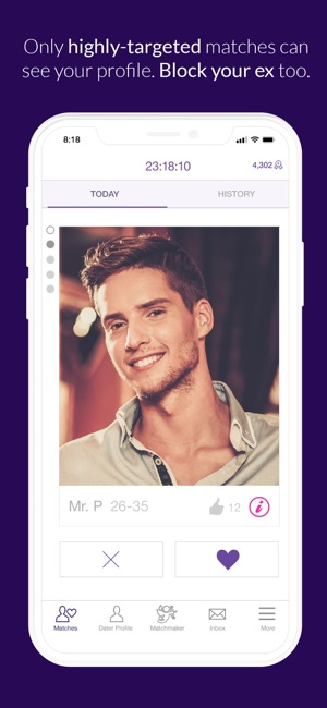 Matchmaing-App