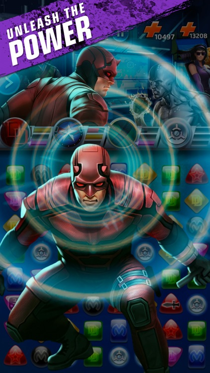 Marvel Puzzle Quest screenshot-3
