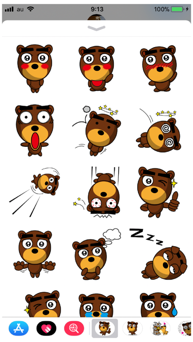 Beb 14 Stickers
