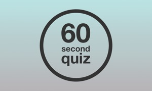 60 Second Quiz - Trivia Questions on your TV
