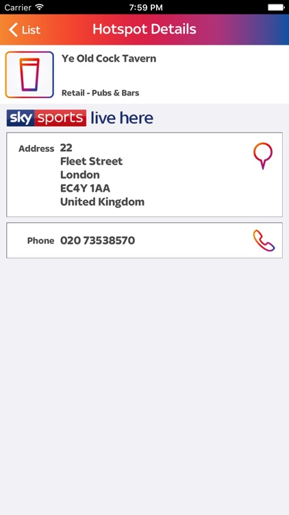 Sky WiFi Finder screenshot-2