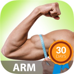 Strong Arms in 30 Days