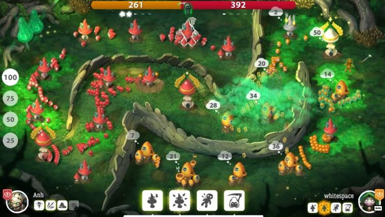 Mushroom Wars 2 – Heroic RTS screenshot-3