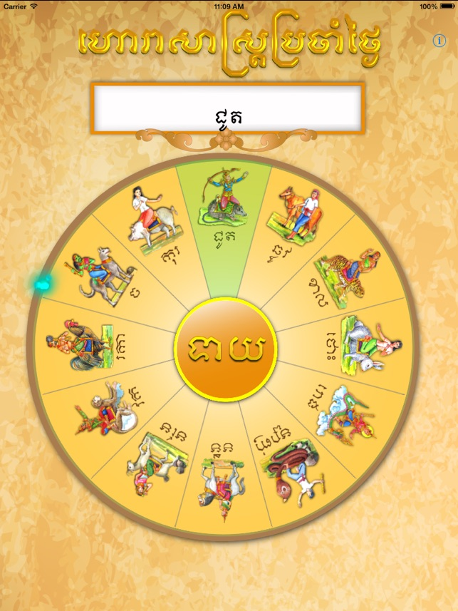 Khmer Daily Horoscope On The App Store