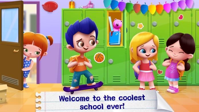 Rock the School Screenshot