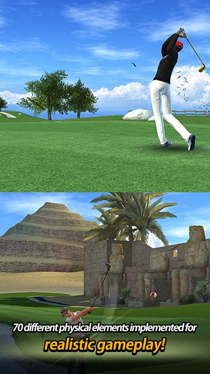 Golf Star™ screenshot-1