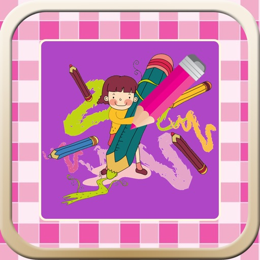 Kids Coloring World