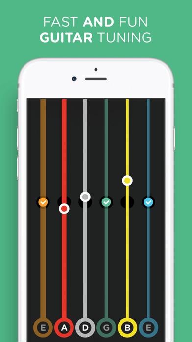 Karang – Tuner for Guitar screenshot two