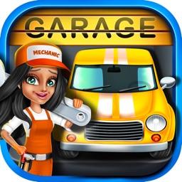 Car Garage Tycoon