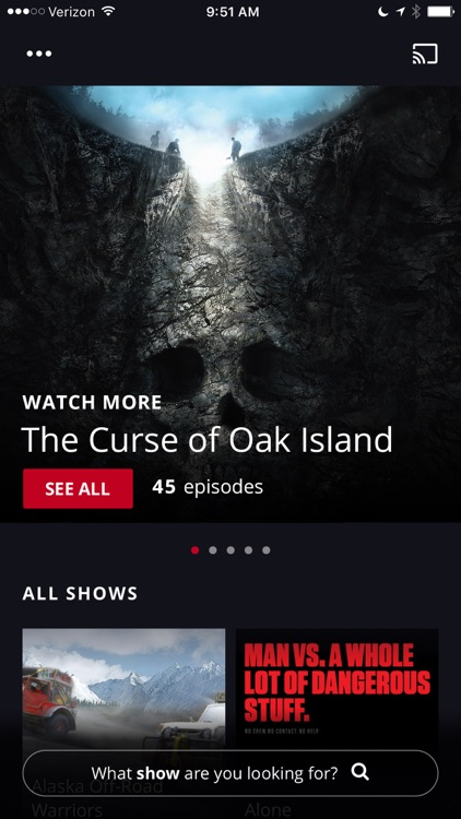 HISTORY: TV Shows on Demand screenshot-0