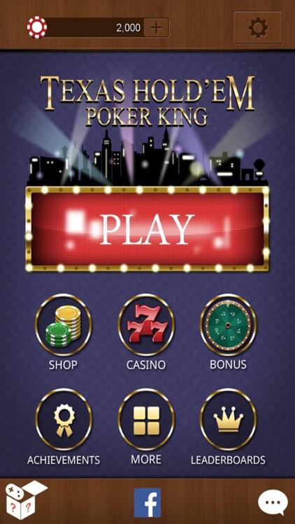Texas Holdem Poker-King screenshot-4