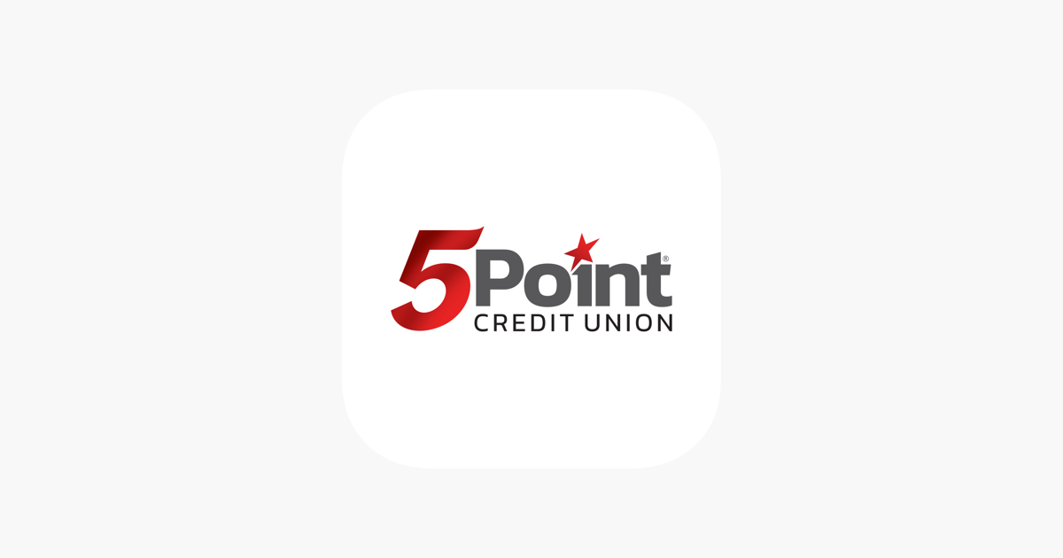5point Credit Union On The App Store