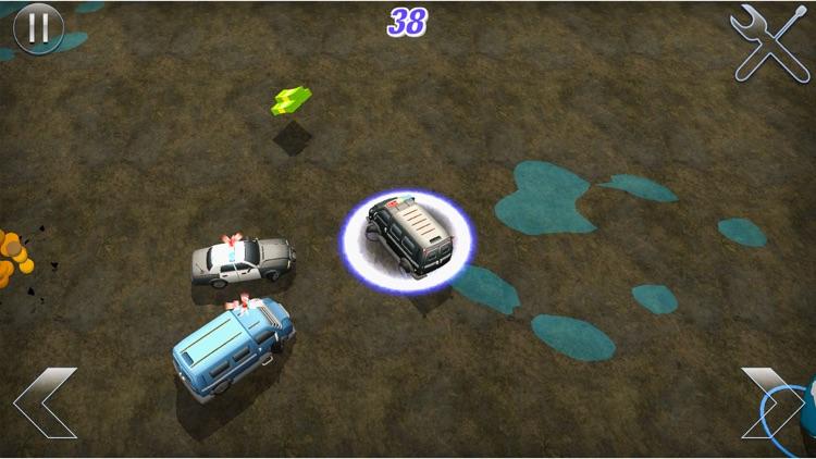 Police car chase & Crash games