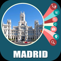 Madrid Spain TravelMap Offline
