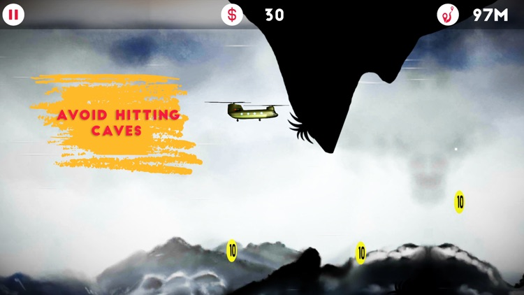 InfiCopter: Helicopter Game screenshot-3