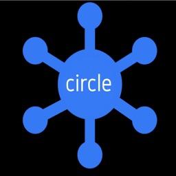 Circle-Digital Business Card