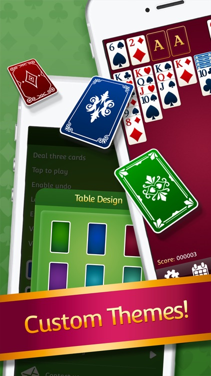 Solitaire – Classic Card Game. screenshot-4
