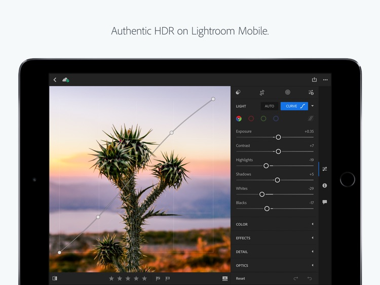 Adobe Lightroom CC for iPad screenshot-0