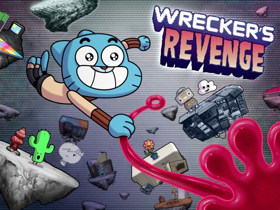 Wrecker's Revenge tablet App screenshot 1
