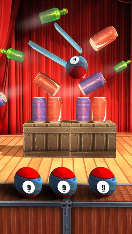 Hit & Toss Knock Down 3D screenshot-3