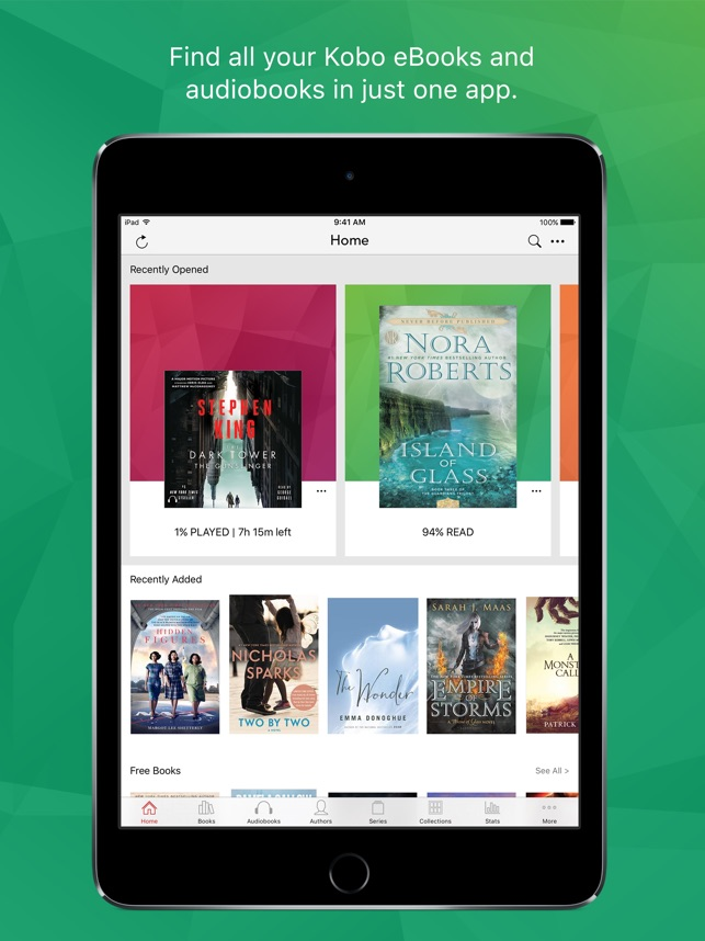 Kobo books on the app store fandeluxe Gallery