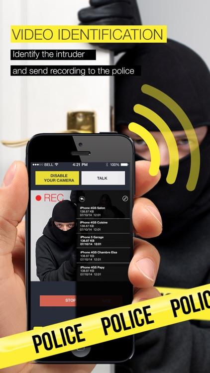 Surveillance App screenshot-3