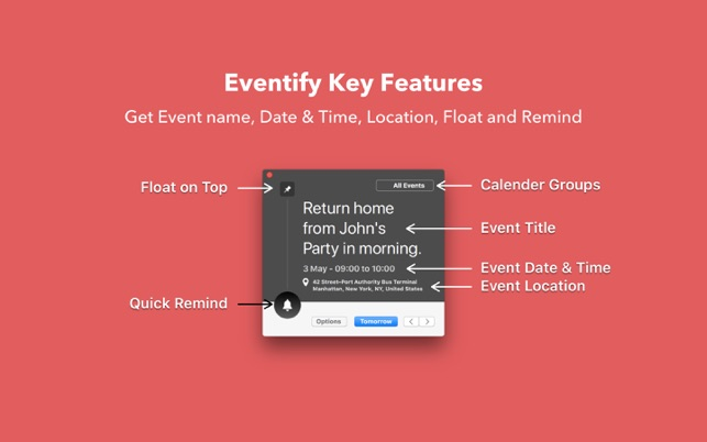‎Eventify on the Mac App Store