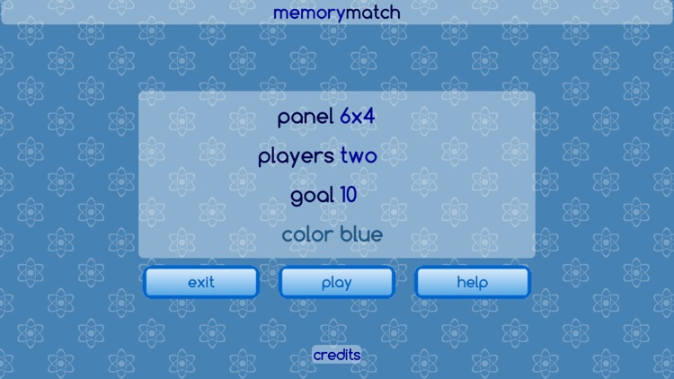 Memory Match for One&Two screenshot-3