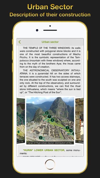 Machu Picchu Llaqta Inca screenshot-6