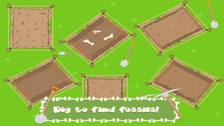 Dino Fossil Dig - Jurassic Fun screenshot-3