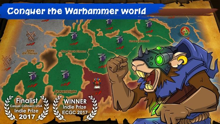 Warhammer: Doomwheel screenshot-0