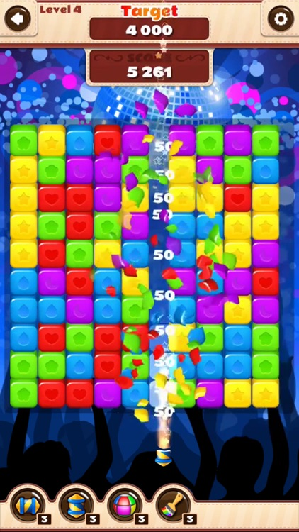 Block Puzzle POP!! screenshot-3