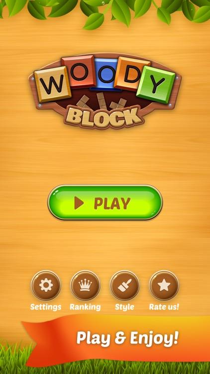 Woody Wood Block Puzzle screenshot-3