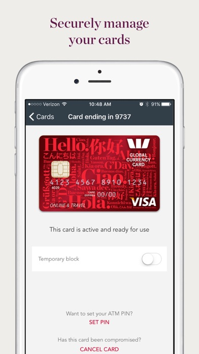 Download Westpac Global Currency Card for Pc