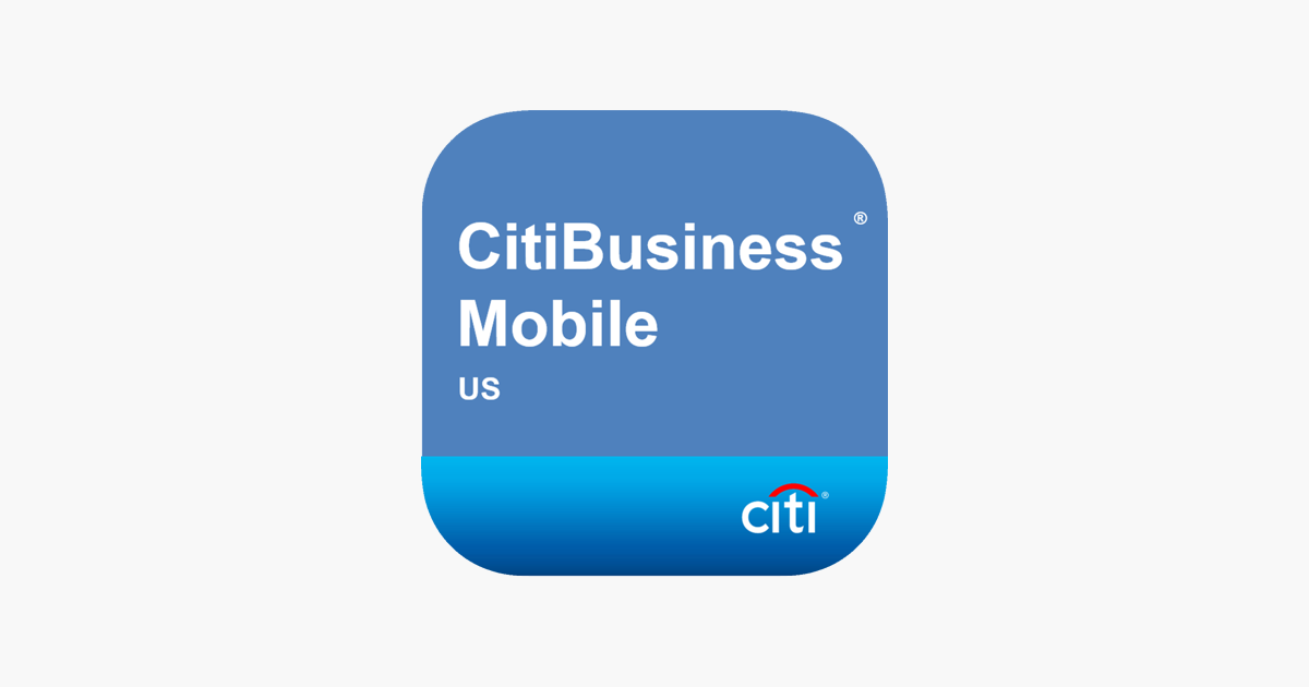 CitiBusiness Mobile on the App Store