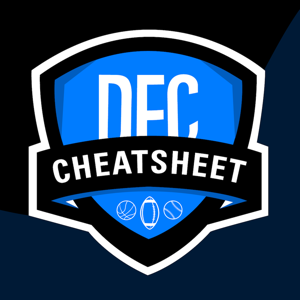 Daily Fantasy Cheatsheet ios app