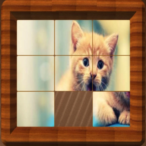 Sliding Puzzle : Tile Puzzles icon