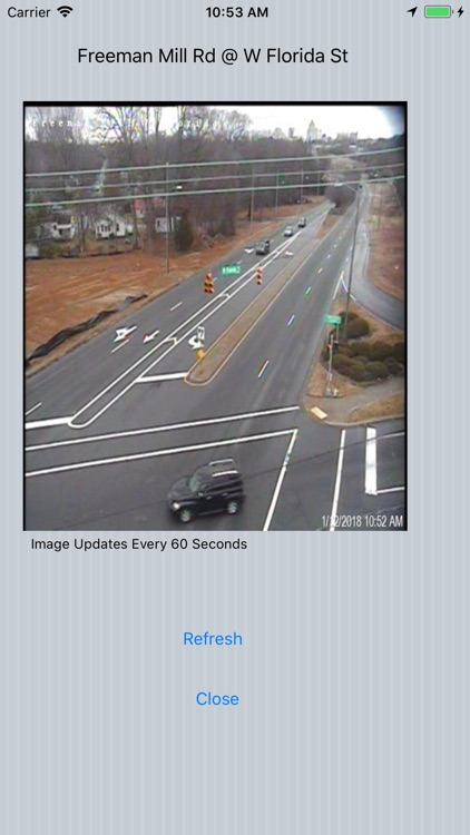 NC Traffic Cams
