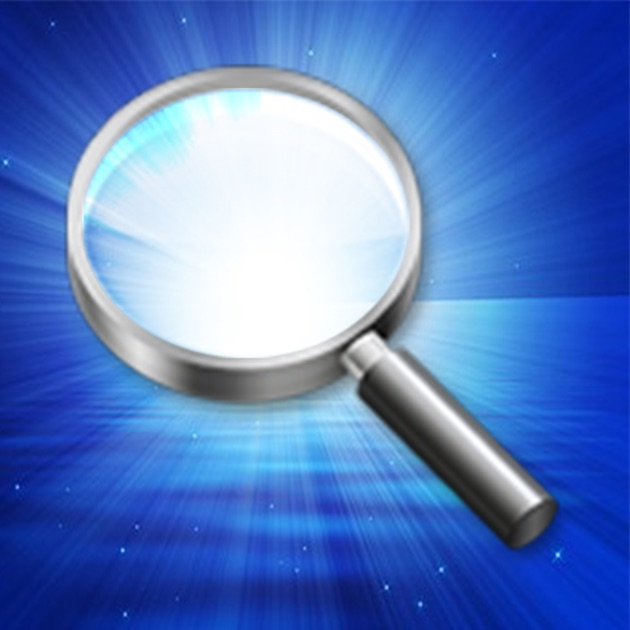 Is There A Magnifying Glass App For Iphone