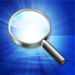 164.Magnifying Glass With Light