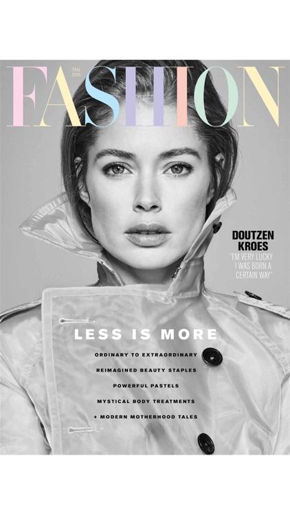 FASHION Magazine screenshot-3